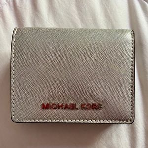 Michael Michael Kors Jet Set Card Carryall Case